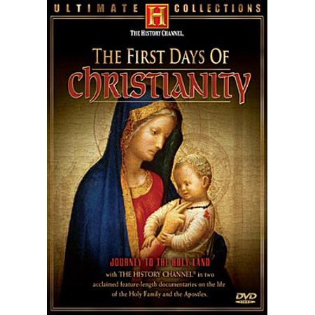 The History Channel Ultimate Collections: The First Days Of Christianity (Full Frame)