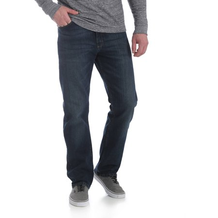 Wrangler Big Mens 5 Star Relaxed Fit Jean With Flex