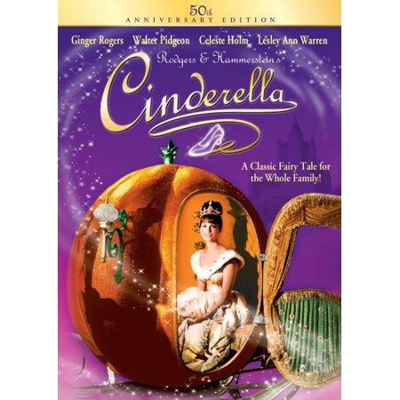 Rodgers & Hammerstein's Cinderella (DVD) - Cinderella Villain