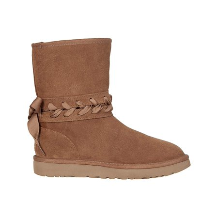 Women's UGG Classic Lace Short Mid Calf Boot