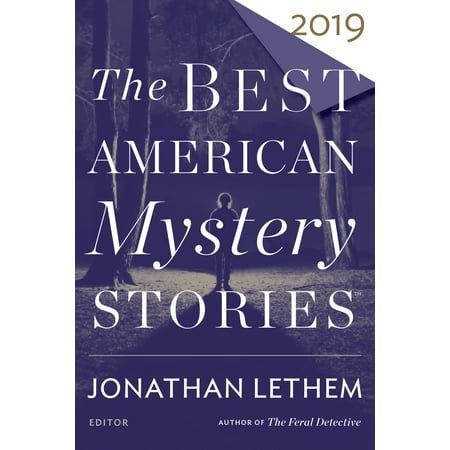 The Best American Mystery Stories 2019 (Best Commercial Websites 2019)