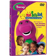 Barney: Happy, Mad, Silly, Sad Putting A Face To Feelings (Full Frame) by HIT ENTERTAINMENT