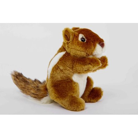 Chipmunk - Cabin Critters Stuffed Animal -  North American Wildlife Collection