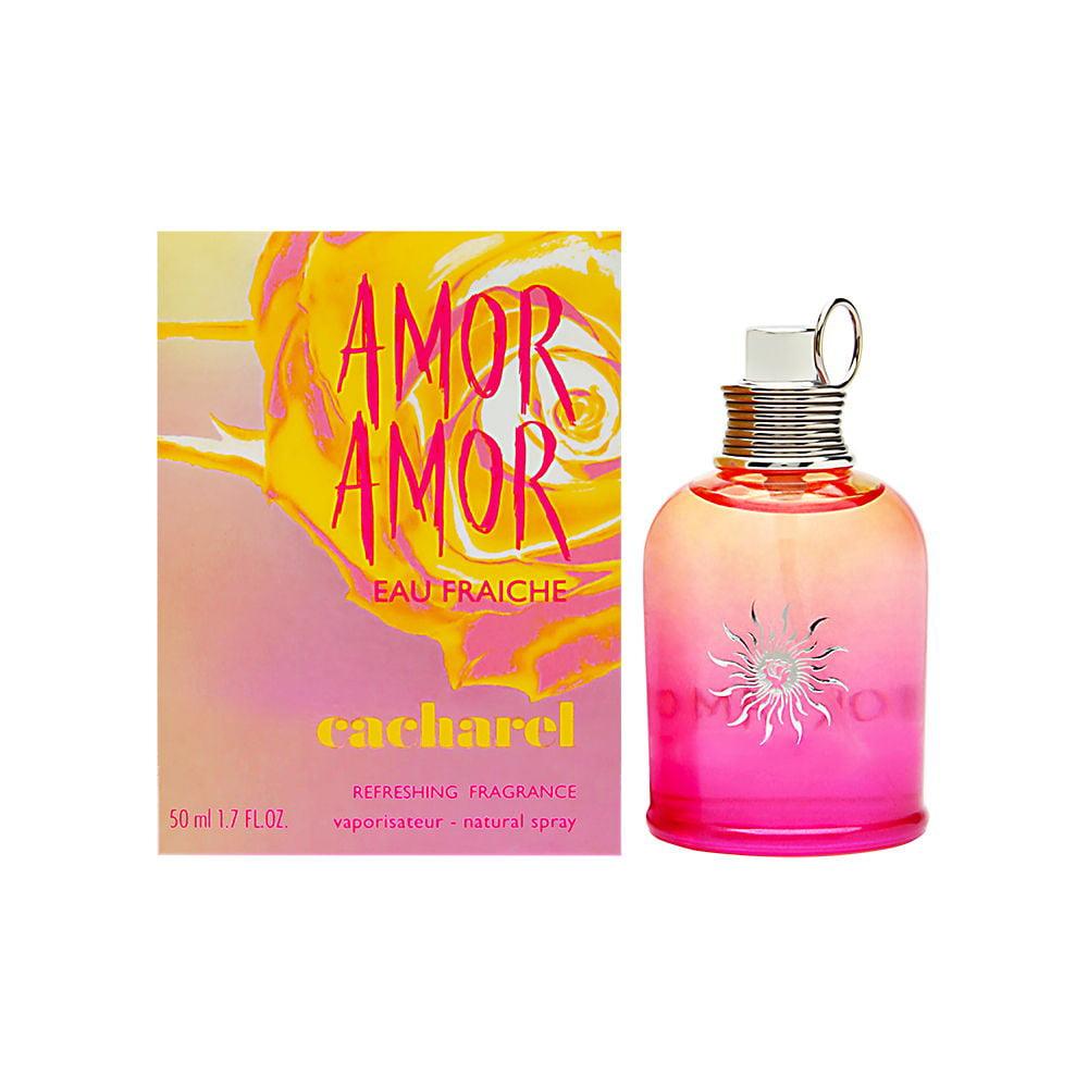 Cacharel Amor Amor Eau de Toilette Spray, 3.4 Fl Oz