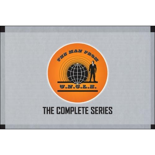 The Man From U.N.C.L.E.: The Complete Series (Full Frame)
