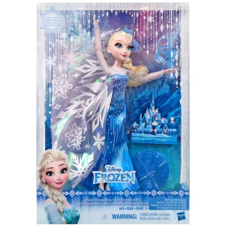 Disney Frozen Winter Dreams Elsa Doll (Elsa Dress From Frozen Movie)