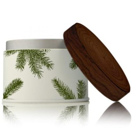 Thymes Frasier Fir Tin Candle