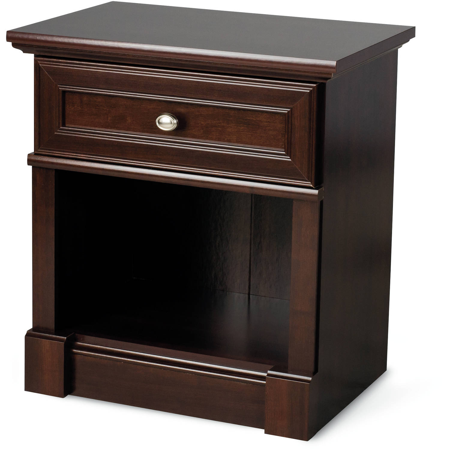 Child Craft Updated Classic Ready-to-Assemble Night Stand, Select Cherry