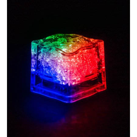 Led Icecubes (Lumistick LED Flashing Ice Cube, 1)
