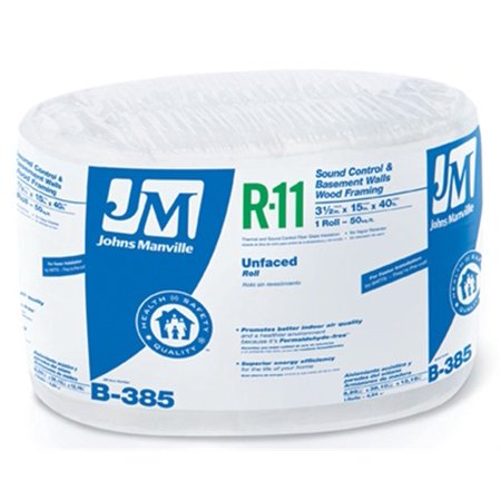 johns manville intl 90003724 r11 unfaced insulation 50 sq ft