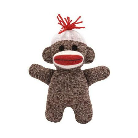 Schylling Sock Monkey Baby - 6.5