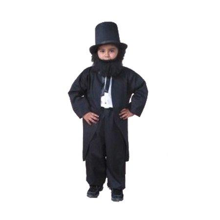 Image of Child Premium Lincoln Costume Alexanders Costumes 11-258