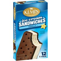 Product Image Kemps Vanilla Ice Cream Sandwiches 12ct