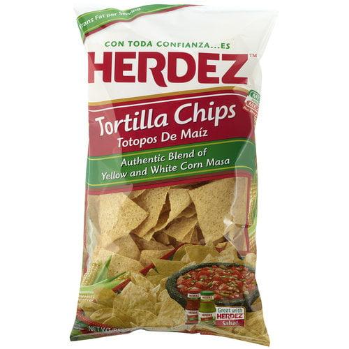 Herdez Tortilla Chips, 11 oz