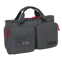 Fieldline Pro Series Shooters Bag, Pistol Case Range Bag Black