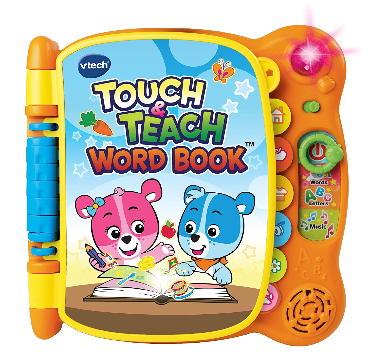 Touch and Teach Word Book By VTech Ship from US by