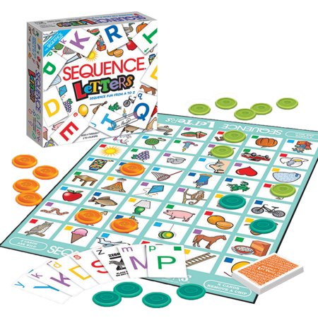 Sequence Letters (Toys That Start With The Letter U)