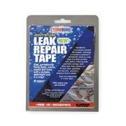Roof Repair Tape Kit, 4 In x 5 Ft, Metal