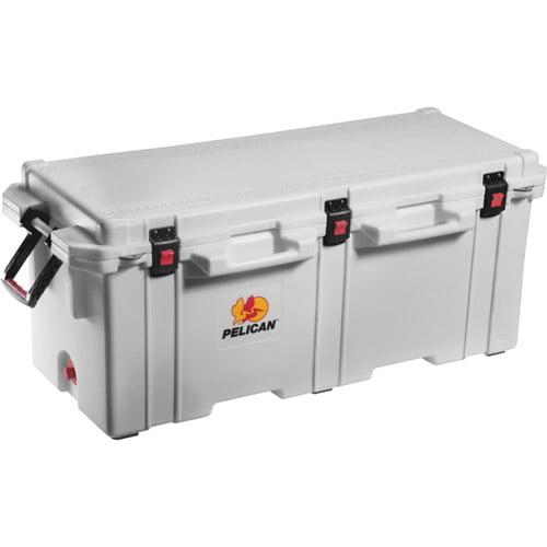 Pelican 250 qt Progear Elite Marine Cooler, White