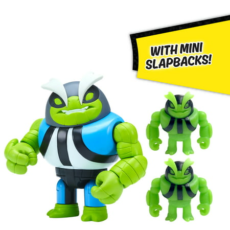 Ben 10 Slapback Basic Figure - Ben Ten Halloween