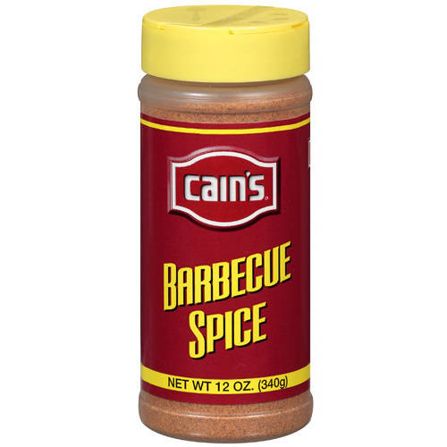 Cains Barbecue Spice, 12 oz