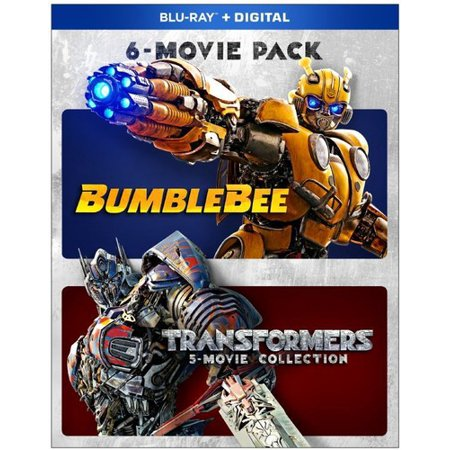 Bumblebee And Transformers Ultimate 6-Movie Collection (Video Isolation Transformer)
