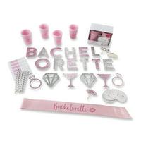 Let's Party 74 Piece Bachelorette Party Decoration Kit