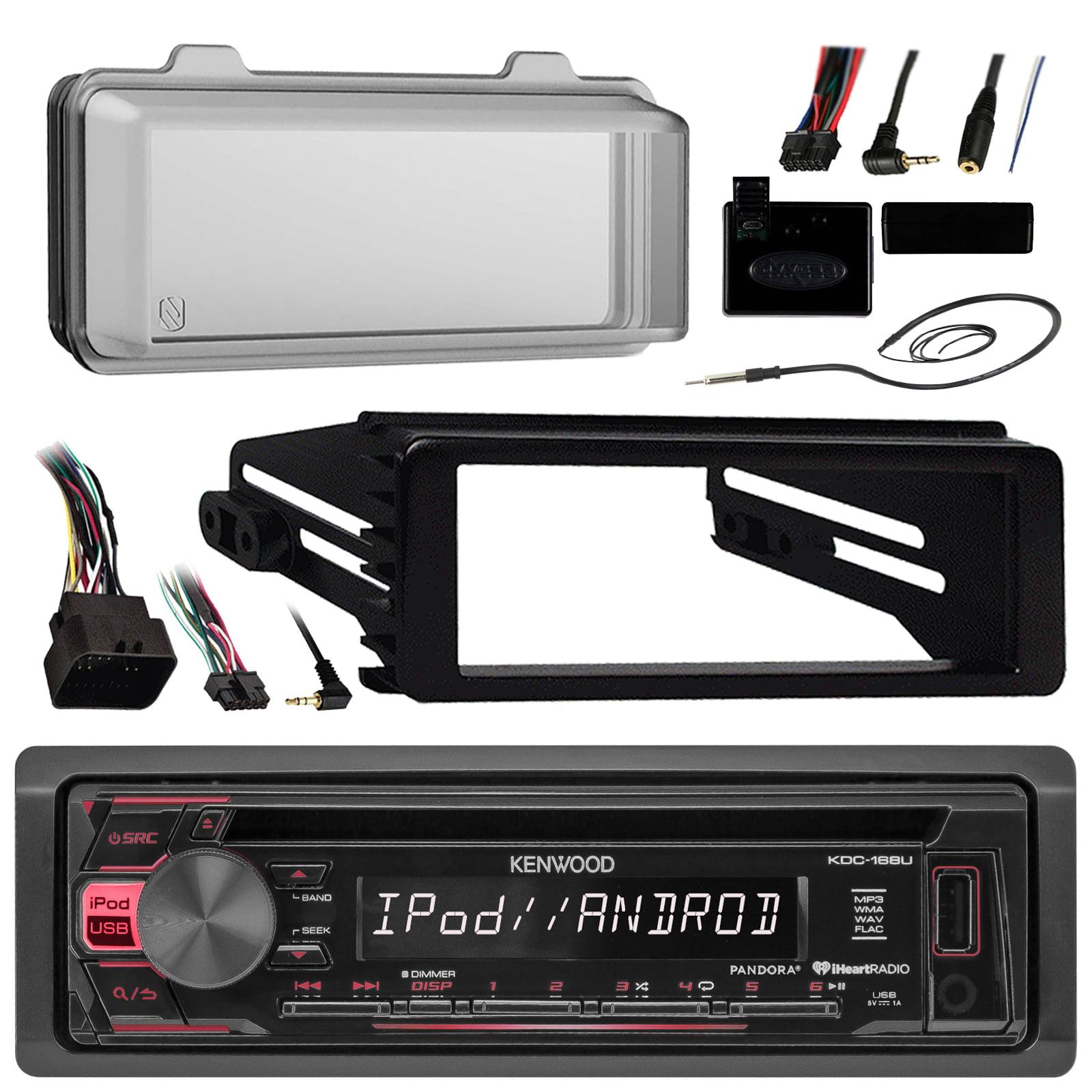 Kenwood KDC168U Bluetooth Radio USB AUX CD Player Receive...