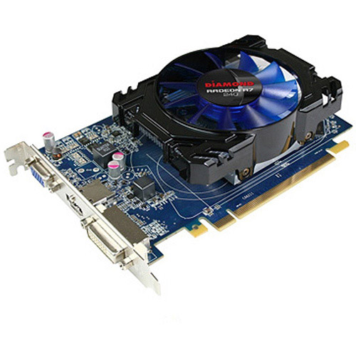 Diamond AMD Radeon R7 240 2GB DDR3 Graphics Card