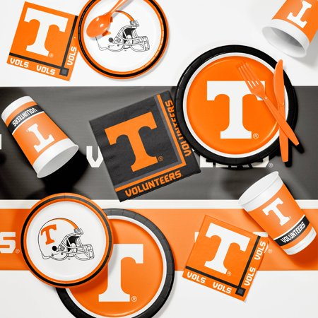 University of Tennessee Game Day Party Supplies Kit