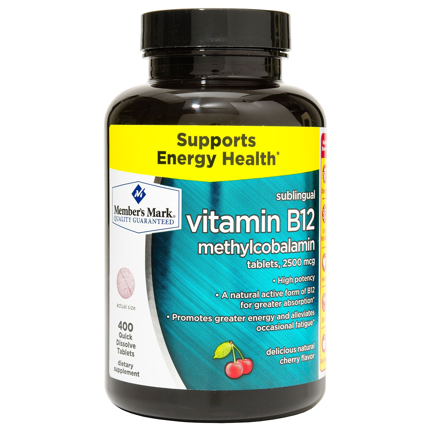 what is methylcobalamin good for