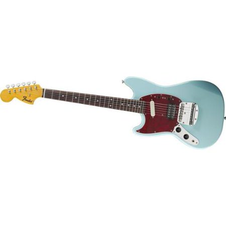 fender kurt cobain signature mustang left handed electric. Black Bedroom Furniture Sets. Home Design Ideas