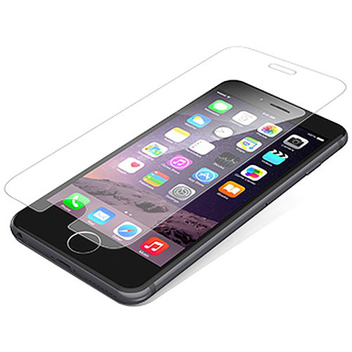 ZAGG InvisibleShield Glass Screen Protector for Apple iPhone 6 PLUS/6s PLUS