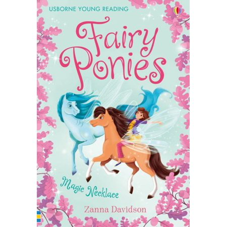 Fairy Ponies The Magic Necklace (Young Reading Series 3 Fiction) (Young Reading Series Three - Fairy Ponies) (Hardcover)