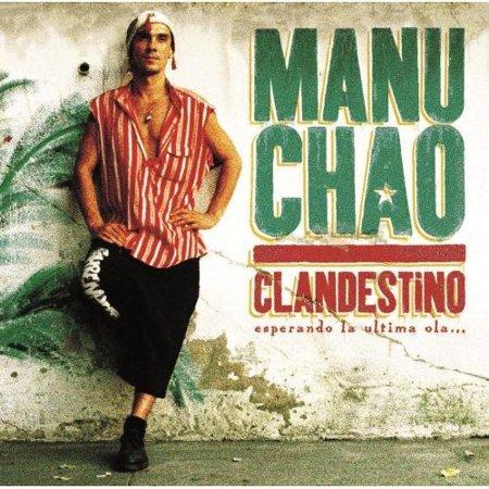 Manu Chao   Clandestino  Cd