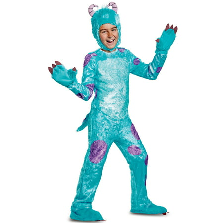 Sulley Deluxe Child - Baby Sulley Costume