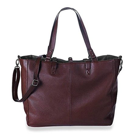 Levenger Your Bag Way Full Grain Leather Women S Tote