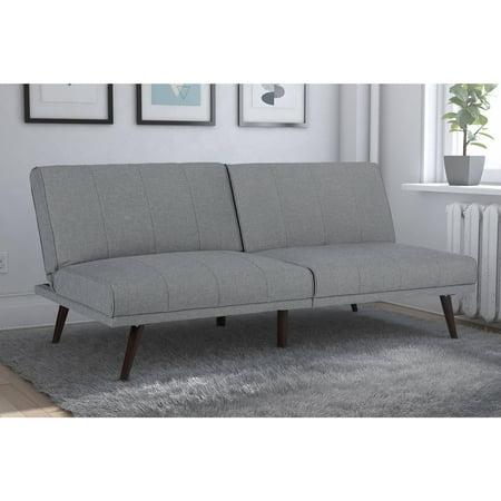 Miraculous Sale Dhp Lone Pine Linen Futon Gray Linen Futon Mattress Andrewgaddart Wooden Chair Designs For Living Room Andrewgaddartcom