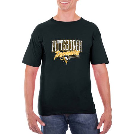 NHL Pittsburgh Penguins Big Men's Classic-Fit Cotton Jersey T-Shirt - Pittsburgh Penguins Party Supplies