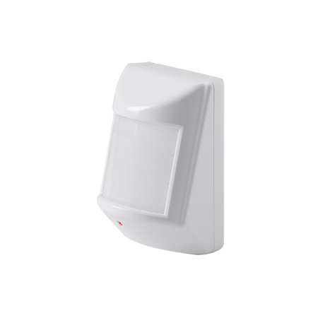 Monoprice Z-Wave Plus PIR Motion Detector With Temperature Sensor, NO LOGO | Easy to Install, Passive Infrared Sensor ()