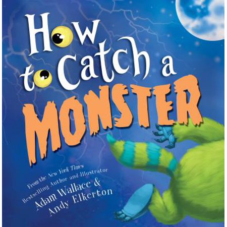How to Catch a Monster (Hardcover) - Halloween Catch Phrases