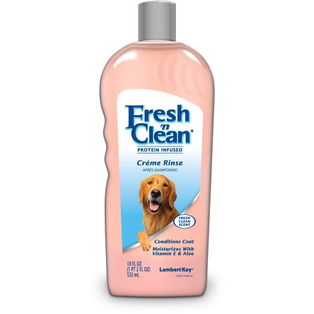 - Fresh 'n Clean® Scented Creme Rinse, Classic Fresh Scent, 18 oz.