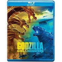 Godzilla: King of the Monsters (Blu-ray + DVD + Digital Copy)