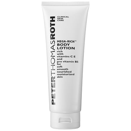 Peter Thomas Roth Mega-Rich Nourishing Body Lotion, 8