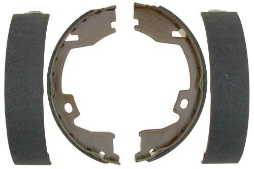 Raybestos 986PG Professional Grade Drum-in-Hat Parking Brake Shoe Set