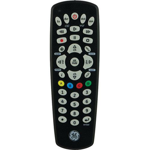 GE 25039 4-Device Universal Remote