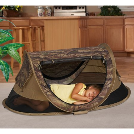 Kidco Peapod Plus Portable Travel Bed Midnight Best Portable