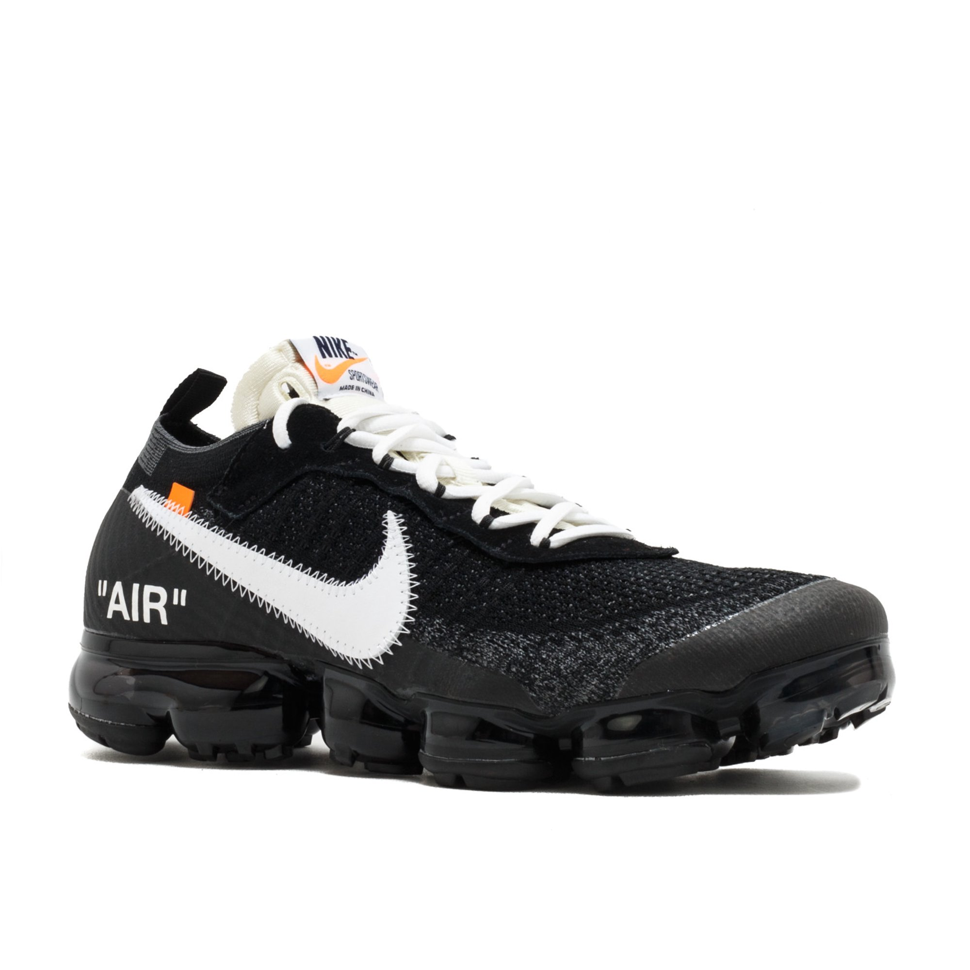9460daa9735 Nike - Men - The 10  Nike Air Vapormax Fk  Off-White  - Aa3831-001 - Size  11