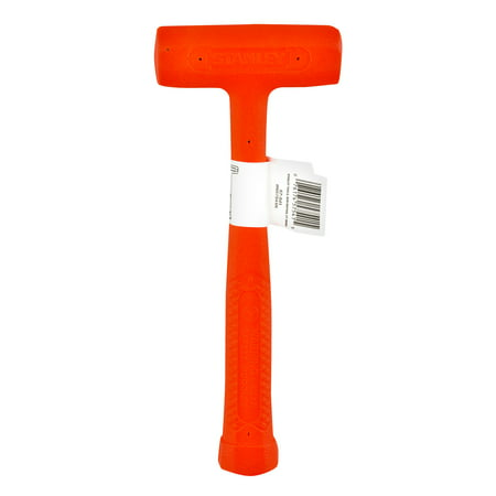 Stanley 57-541 14-Ounce Dead Blow Hammer (Blow Up Hammers)