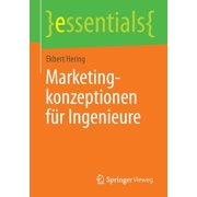 Essentials: Marketingkonzeptionen Für Ingenieure (Paperback)
